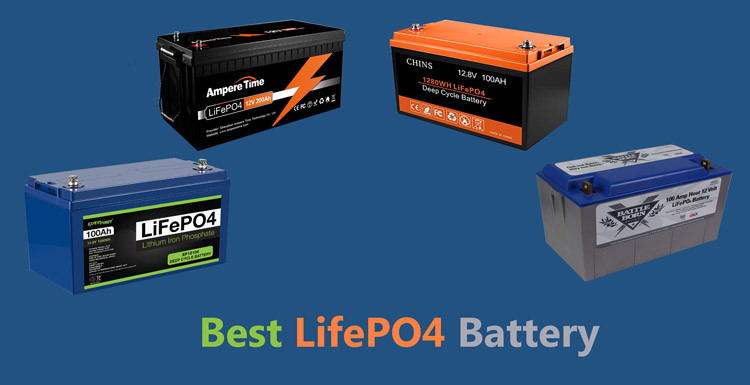 Best LiFePO4 Battery