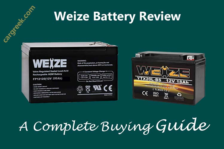 Weize Battery Review